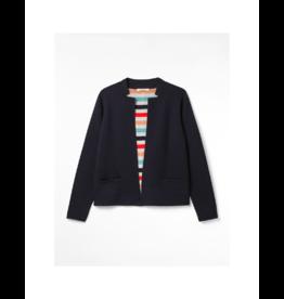 White Stuff Harlow Cotton/Cashmere Jacket