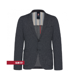 Club Of Gents Carter Birdseye Slim Jersey Blazer