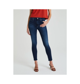 AG Jeans Farrah Skinny Ankle 4 Yrs Deep Willow