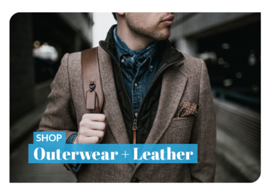 Outerwear & Leather