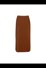 Inwear Kasya Sateen Pleated Skirt
