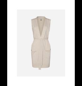 Soya Concept Waist Tied Knit Vest