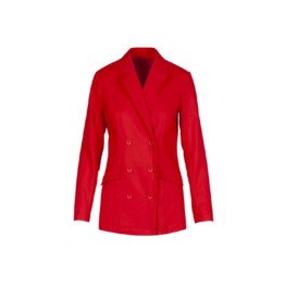 Anonyme Giada DB Cotton Stretch Blazer