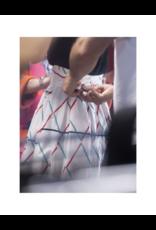 Anonyme Soraya Cotton Belted Midi Skirt