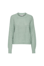 B. Young Tinka Cable Sweater