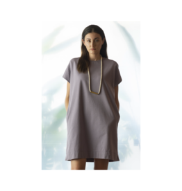 Bodybag Fourtuna Pocket Tee-Shirt Dress (2 Colours Available)