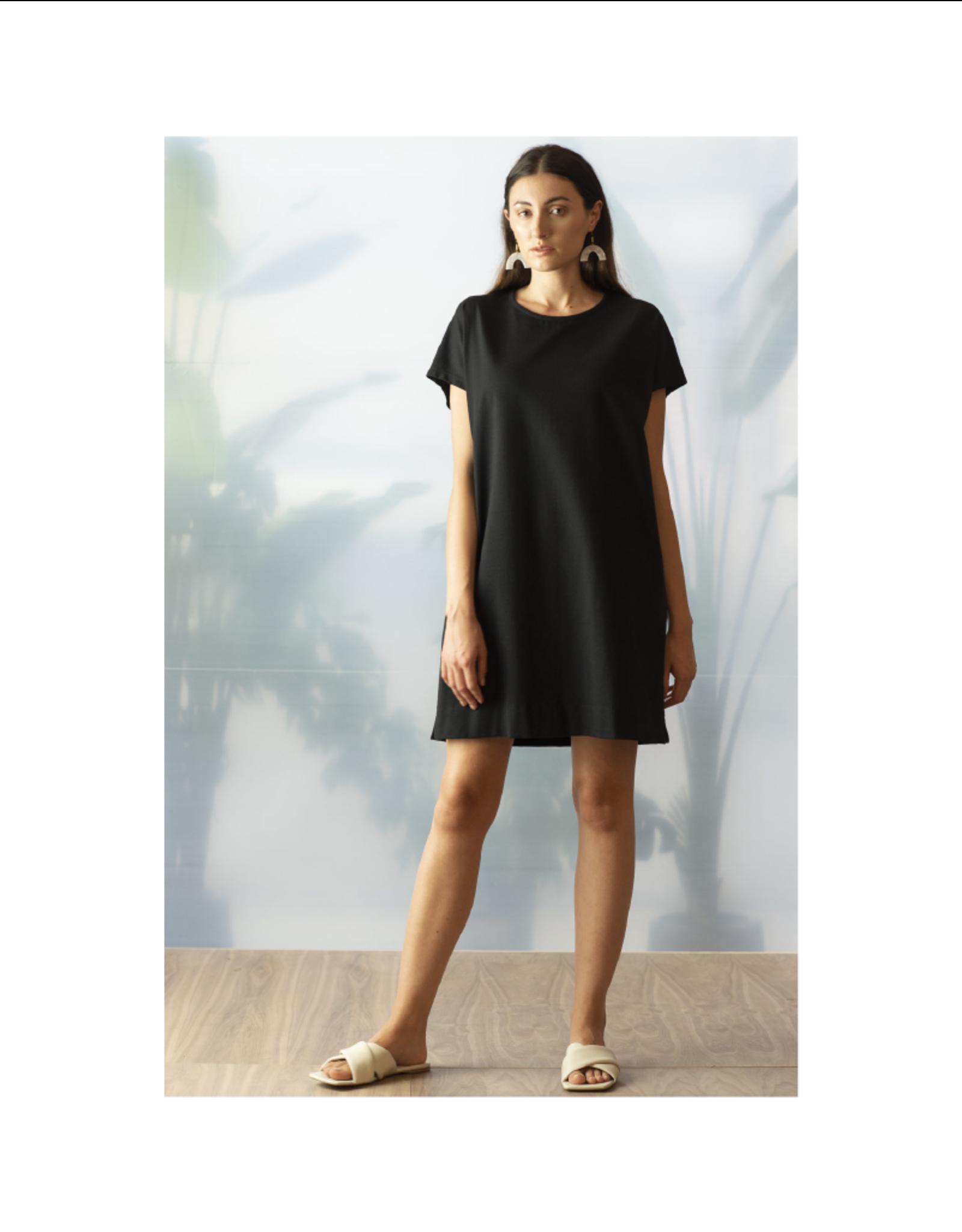 Bodybag Fourtuna Pocket Tee-Shirt Dress