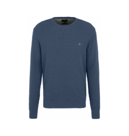 Fynch Hatton Roundneck Cotton Sweater (Multiple Colours Available)