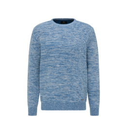 Fynch Hatton Crewneck Cotton Sweater (Multiple Colours Available)