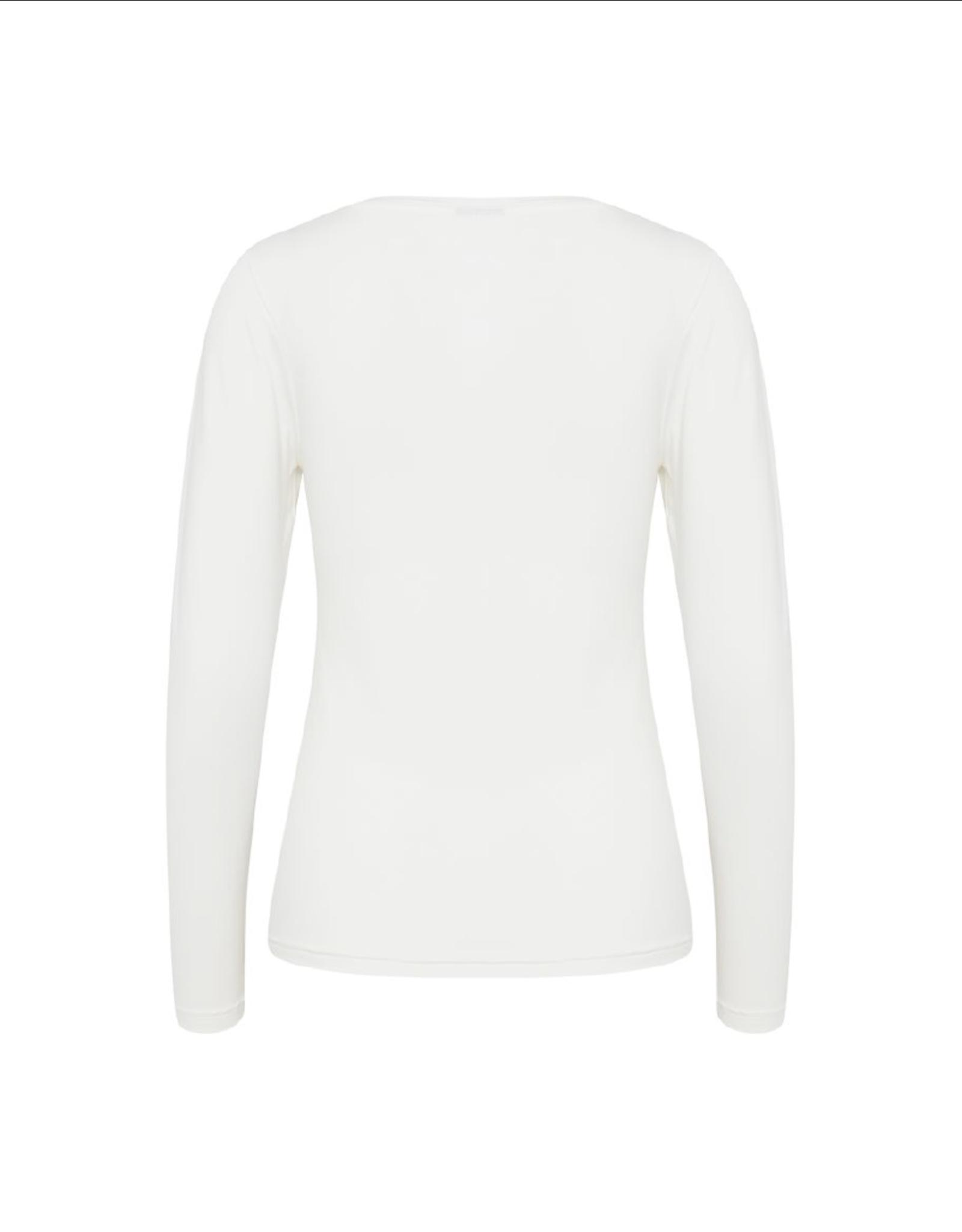 B. Young Organic Cotton Modal Long-Sleeve Top
