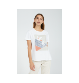 Armedangels Boxy Bird Printed Tee (2 Colours Available)