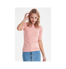 B. Young Elbow Sleeve Tee (Multiple Colours)
