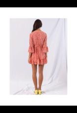 Anonyme Dalila Elastic Waist Short Dress
