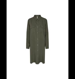 Soya Concept Linen Button Down Dress
