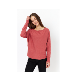 Soya Concept Back Button Sweater (Multiple Colours)