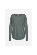 Soya Concept Back Button Sweater