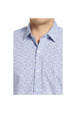 Bugatchi Uomo Floral S/S Button Up