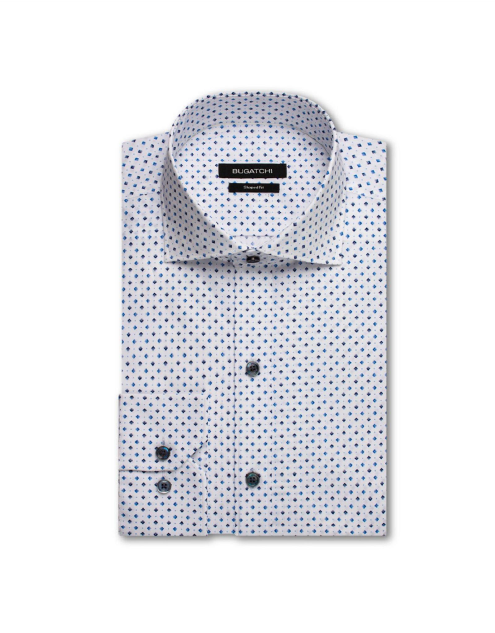 Bugatchi Uomo Diamond L/S Button Up