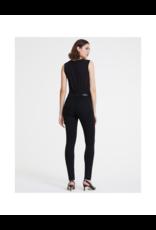 AG Jeans Farrah Skinny Black
