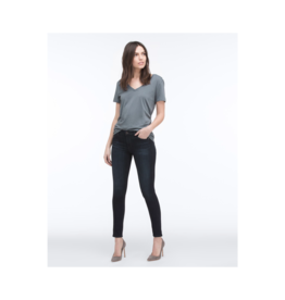 AG Jeans Legging Ankle Coal Grey