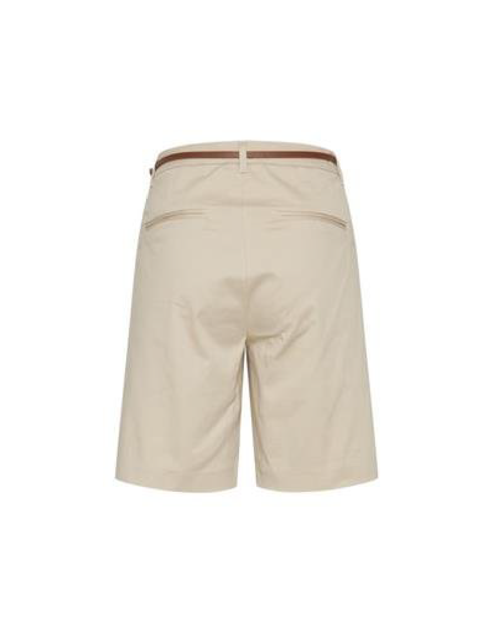 B. Young Slash Pocket Mid-Rise Chino Short