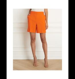 Iris Textured Weave Stretch Shorts
