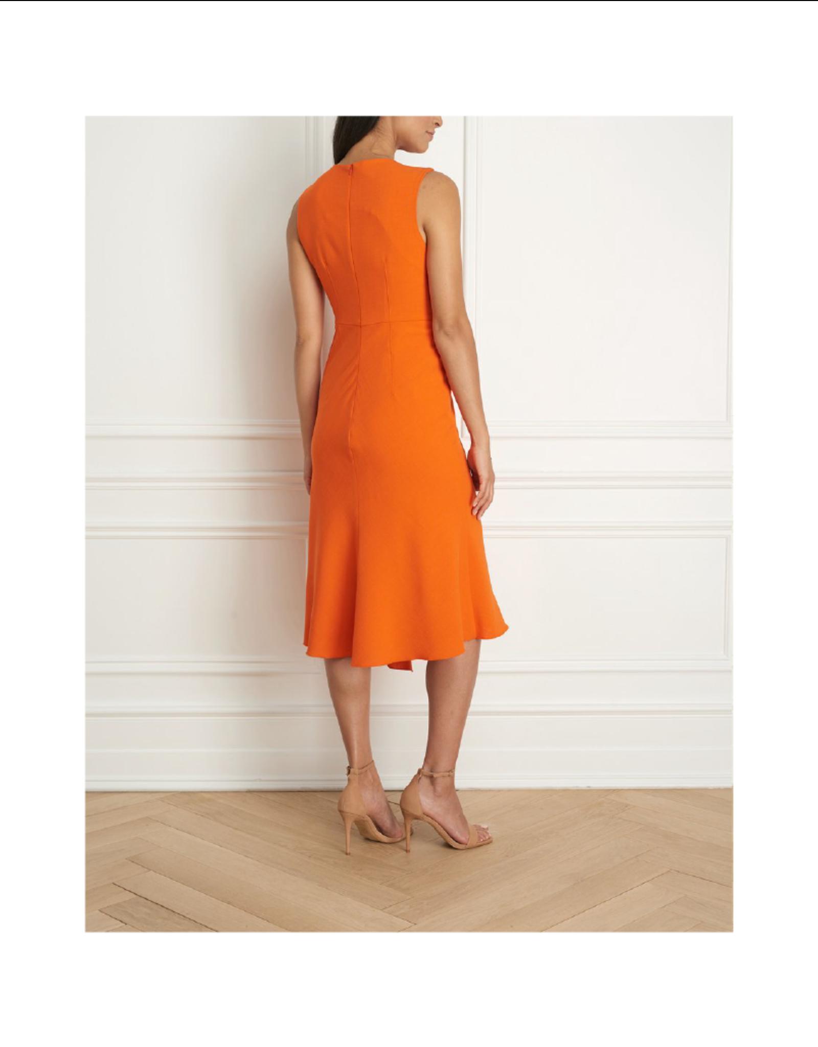 Iris Textured Weave Pocket Dress