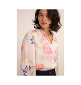 FRNCH Ceiba Floral Blouse