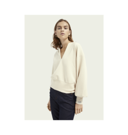 Maison Scotch V-Neck Sweater (3 Colours Available)