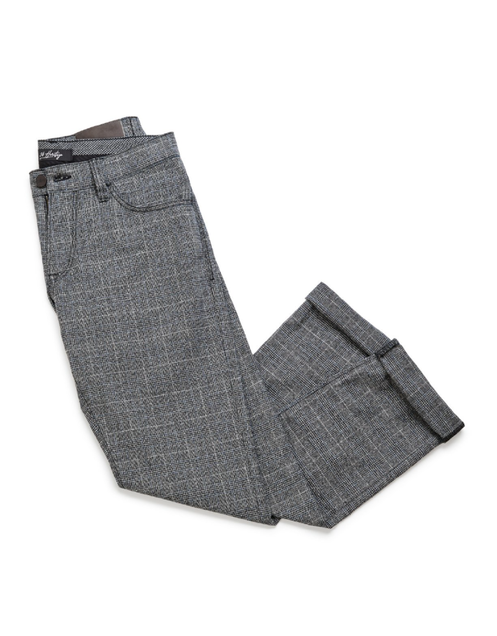 34 Heritage Cool Black Checked