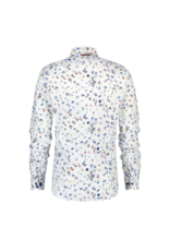Fish Named Fred Beach Long-Sleeve Button Up