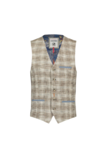Fish Named Fred Cotton Mix 5-Button Vest