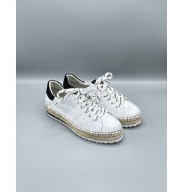 Fabiola Coloured Laces Espadrille Sneaker (3 Colours Available)