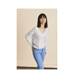 Line Cashmere Glazed Sweater