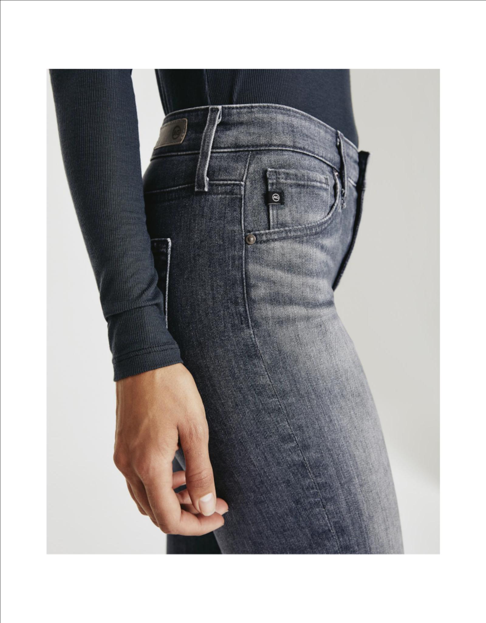 AG Jeans Farrah Skinny Embers