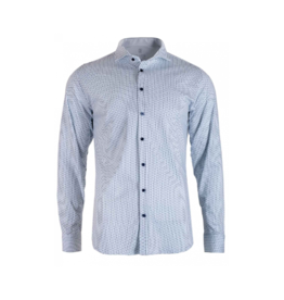 Desoto Print L/S Button Up Shirt