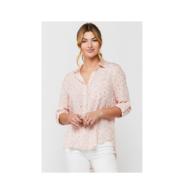 Velvet Heart Elisa High-Low Blouse
