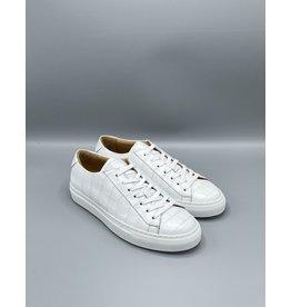 Manovie Toscane Filo Women's Croco Sneaker (5 Colours Available)