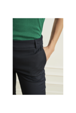 La Petite Francaise Panier Front Zip Mid-Rise Pant