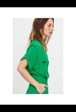 La Petite Francaise Reciporque Midi Wrap Dress