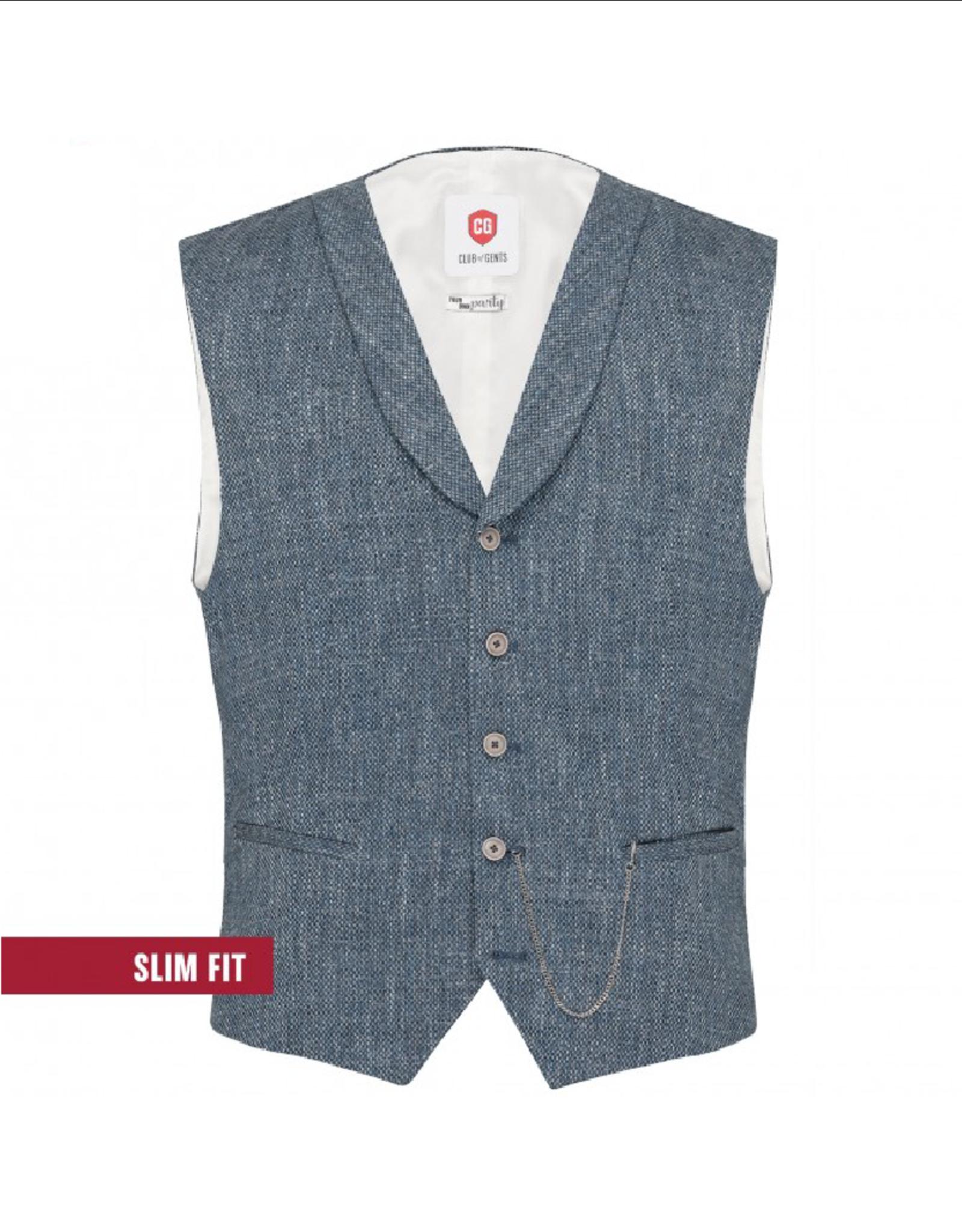 Club Of Gents Paddy Tweed Vest
