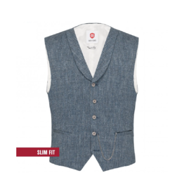 Club Of Gents Paddy Tweed Vest (2 Colours Available)
