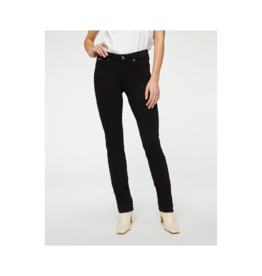 "Seven Kimmie Straight Black (33"" Inseam)"