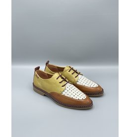 Pikolinos Santander Colour Block Loafer (2 Colours Available)