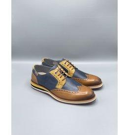 Pikolinos Arona Leather Brogue (2 Colours Available)