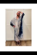 espy Hand Tie Dyed Kaftan