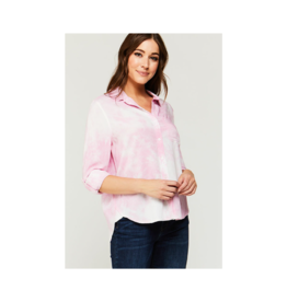 Velvet Heart Elisa Button Down Blouse