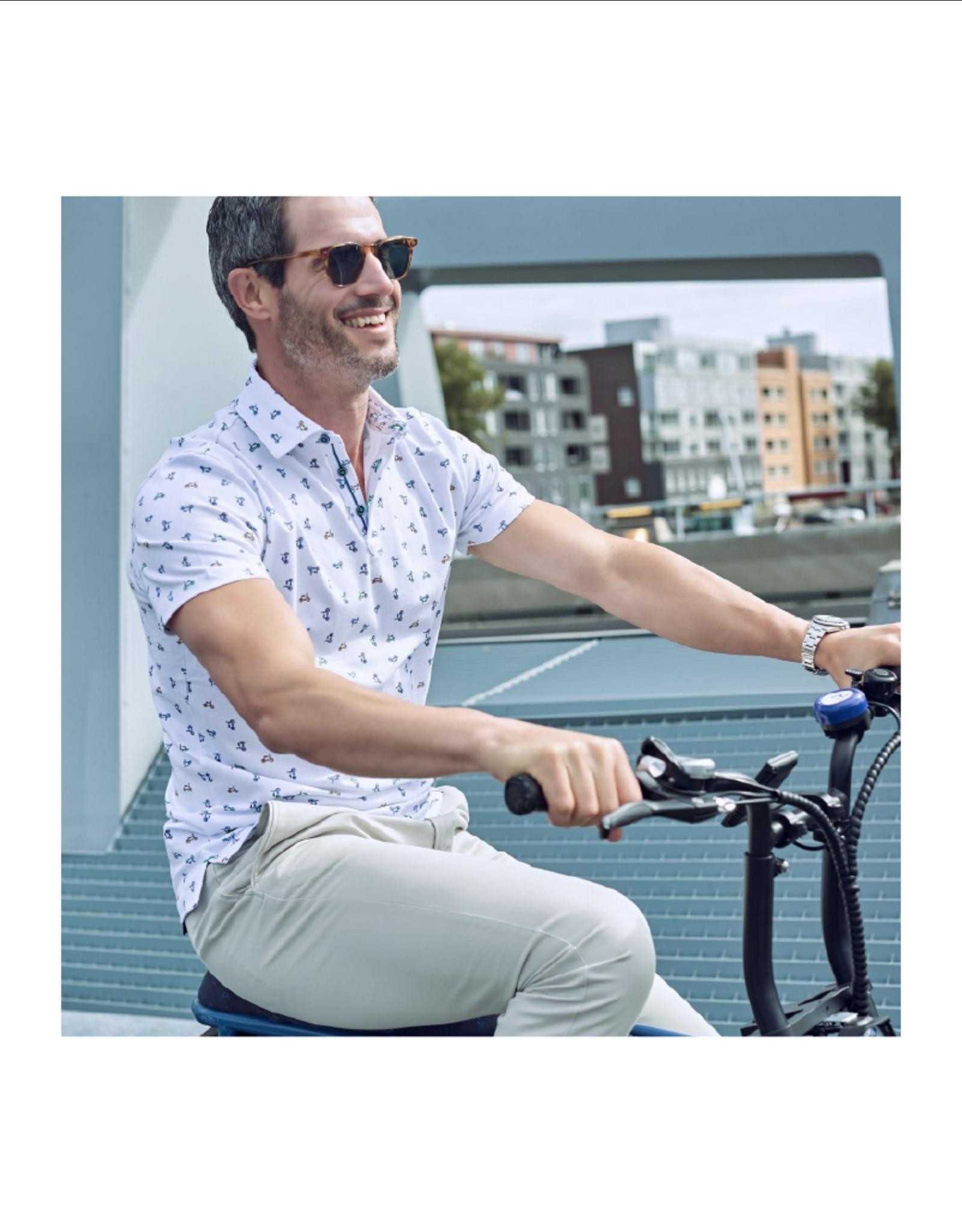 R2 Bike Cotton Polo