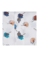 R2 Large Daisy Long-Sleeve Button Up