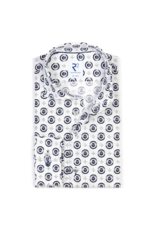 R2 Target Long-Sleeve Button Up